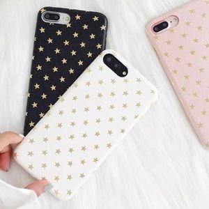 New iPhone XS Max Case White with Gold stars ⭐️